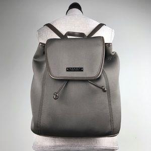 Coach Grey Micro-Plush Neoprene Backpack 6205